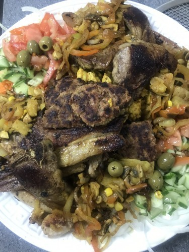 Halal Restaurant Noumidia Turnhout HalalTime.eu gerecht 1