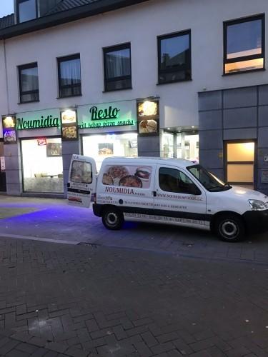 Halal Restaurant Noumidia Turnhout HalalTime buiten