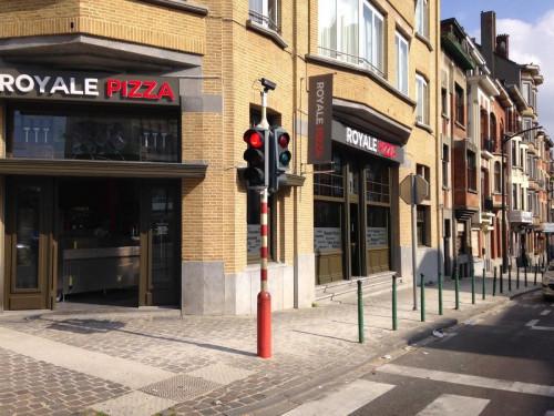 Royale Pizza - Delacroix